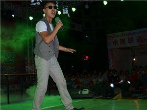 时尚主持程川演唱《自由飞翔》